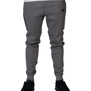 Gray Nike Tech Fleece Joggers Size Medium